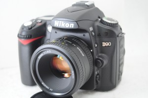 NIKON D90 002