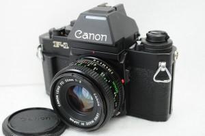 CANON NEW F1 001